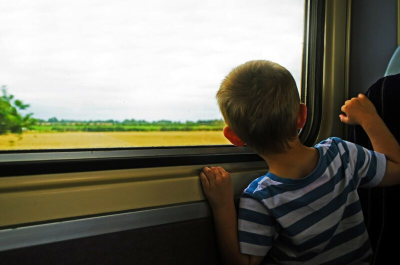 Czy podróż z dzieckiem musi być męcząca?