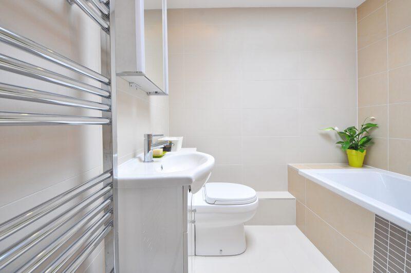 Dekoracyjne grzejniki łazienkowe