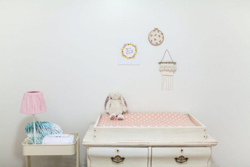 Dodatki tekstylne do pokoju dziecka